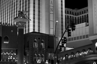 Vegas intersection