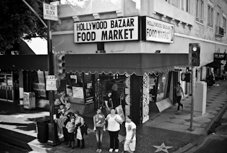 Hollywood Bazaar