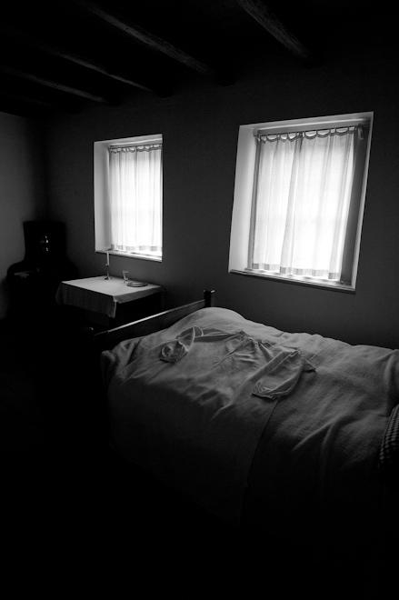 Tavern Bedroom in Old Salem