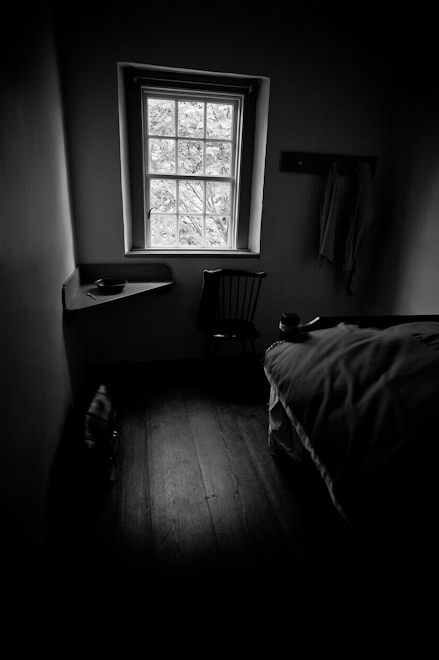 Tavern Bedroom in Old Salem