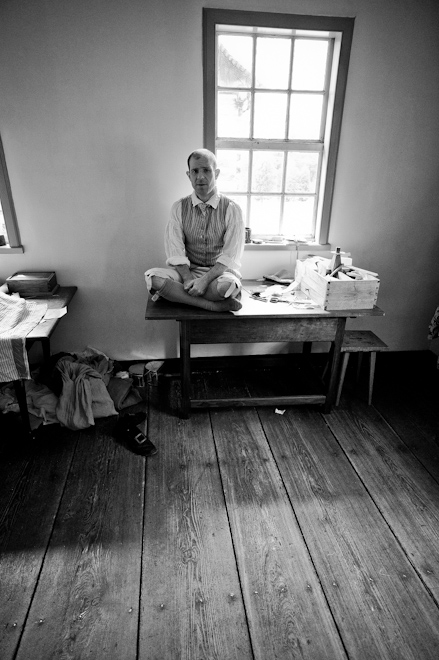 Tailor in Old Salem