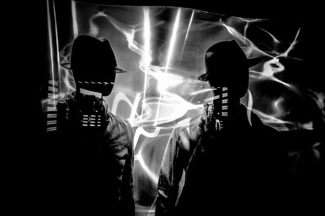 film noir duo