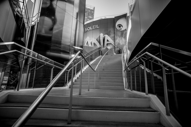 CityCenter Stairs