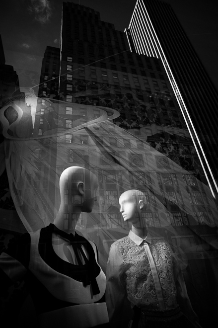 Manhattan Window Display