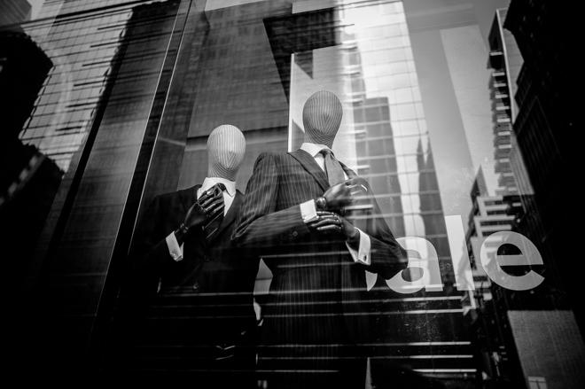 <br /> Manhattan Store Window