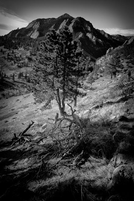Near Boulder