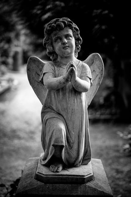 Melaten Statue