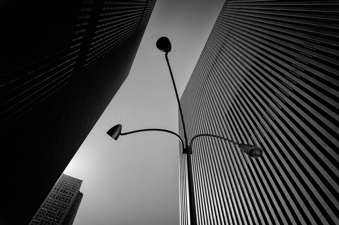 <br /> Manhattan Streetlamps
