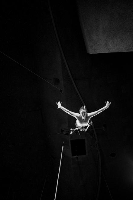 <br /> Circus Performer