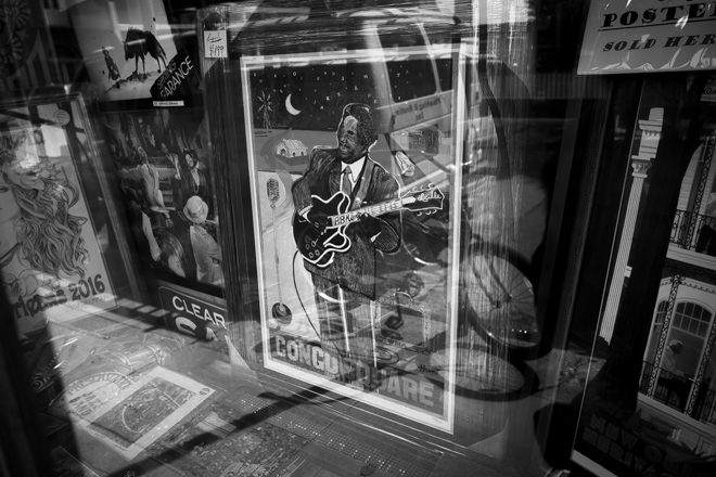 New Orleans Store Window
