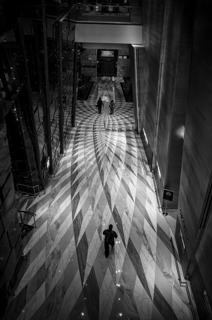 Aria Hallway