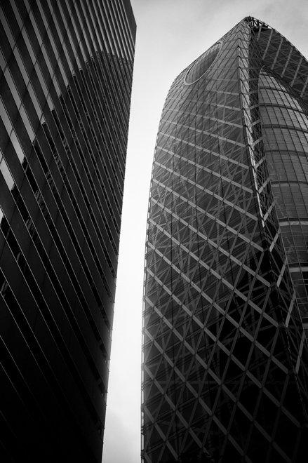 Tokyo Buildings
