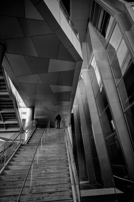 CityCenter Stairs