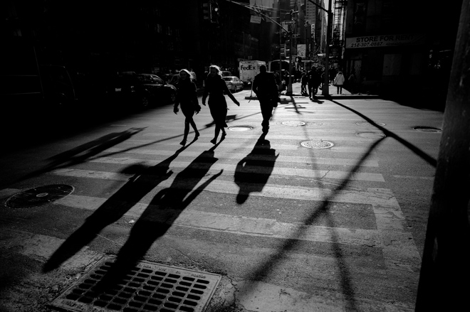 Manhattan Shadows