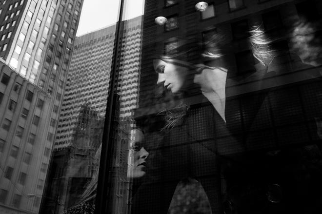 Manhattan Store Window